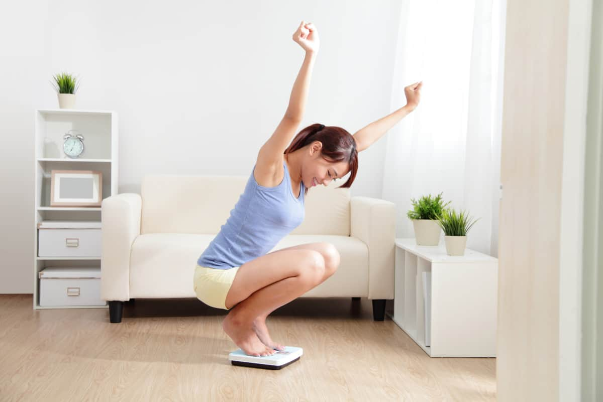 Your Maximum Weight Loss in One Month