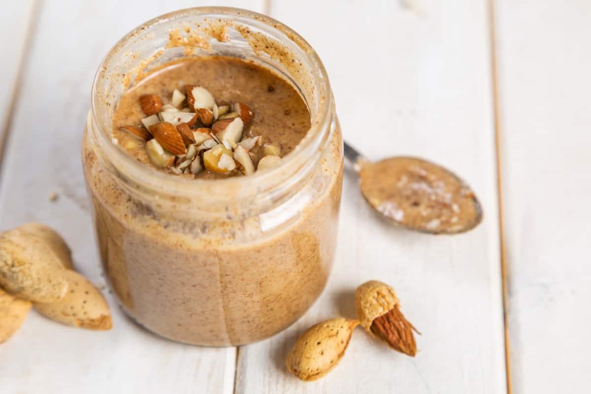 almond butter vitamin e best nut butter