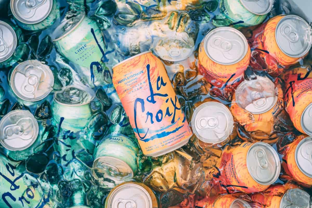 is sparkling water good or bad for you