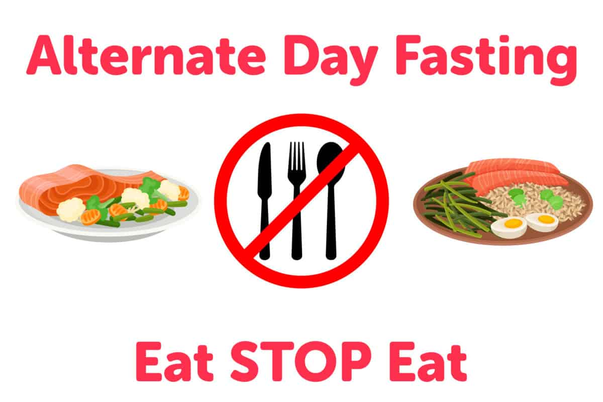 alternate day fasting eat stop eat
