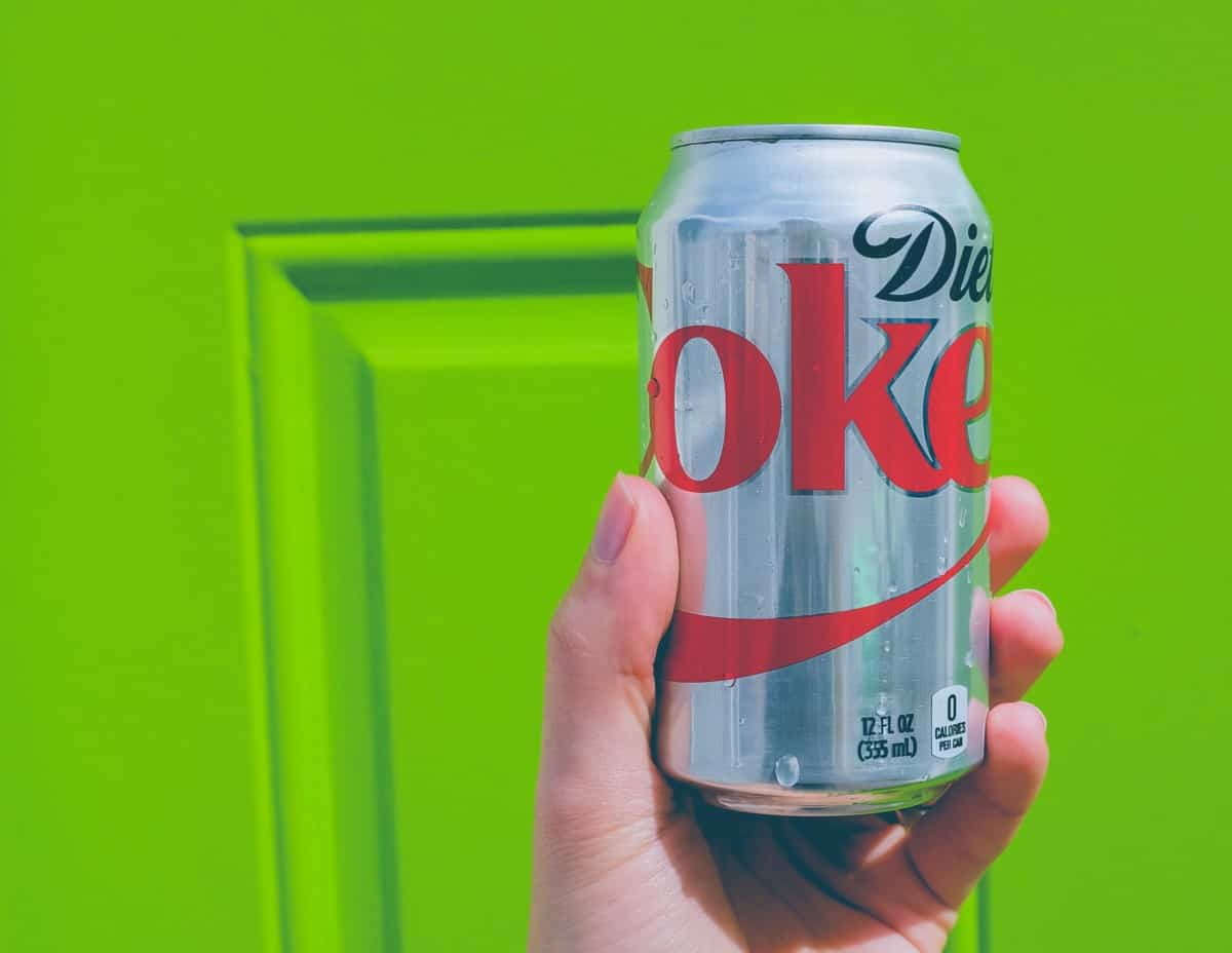can you drink diet soda during Intermittent Fasting