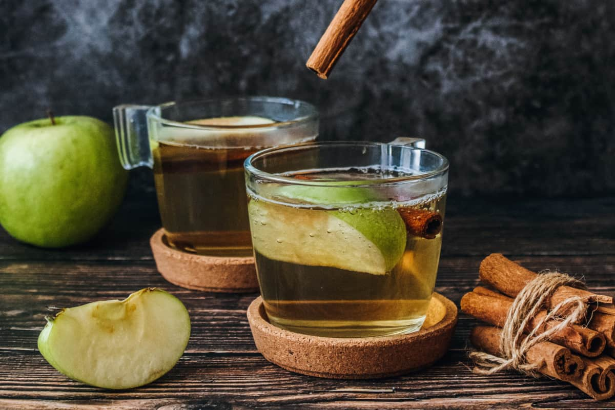 apple cider vinegar fasting