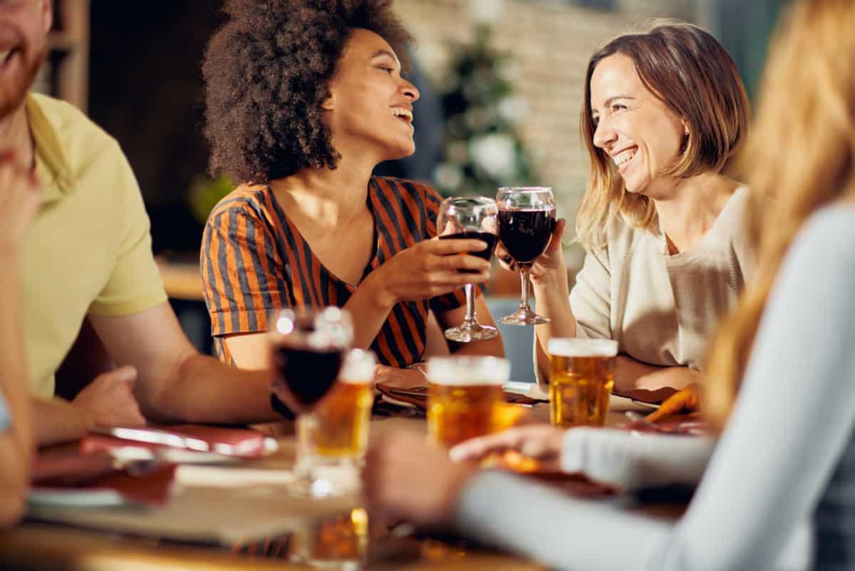 Health Benefits of Beer and Wine