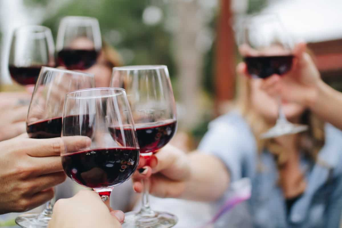 Why Drinking Wine Might Not Make You Fat