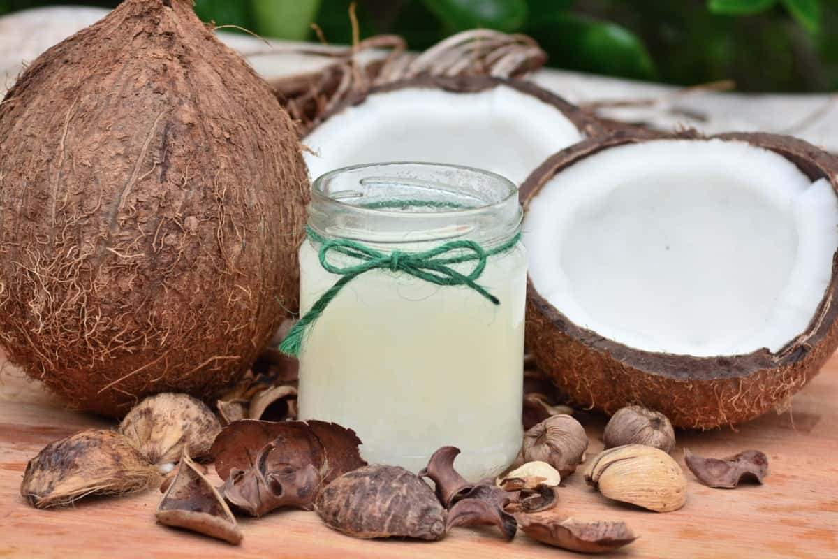 Coconut Oil Benefits & Cons