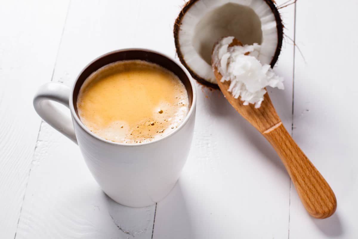 MCT oil or coconut oil for your coffee