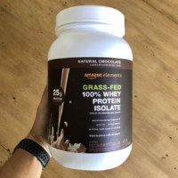Amazon Elements Protein Powder Review (Is It Worth It?)