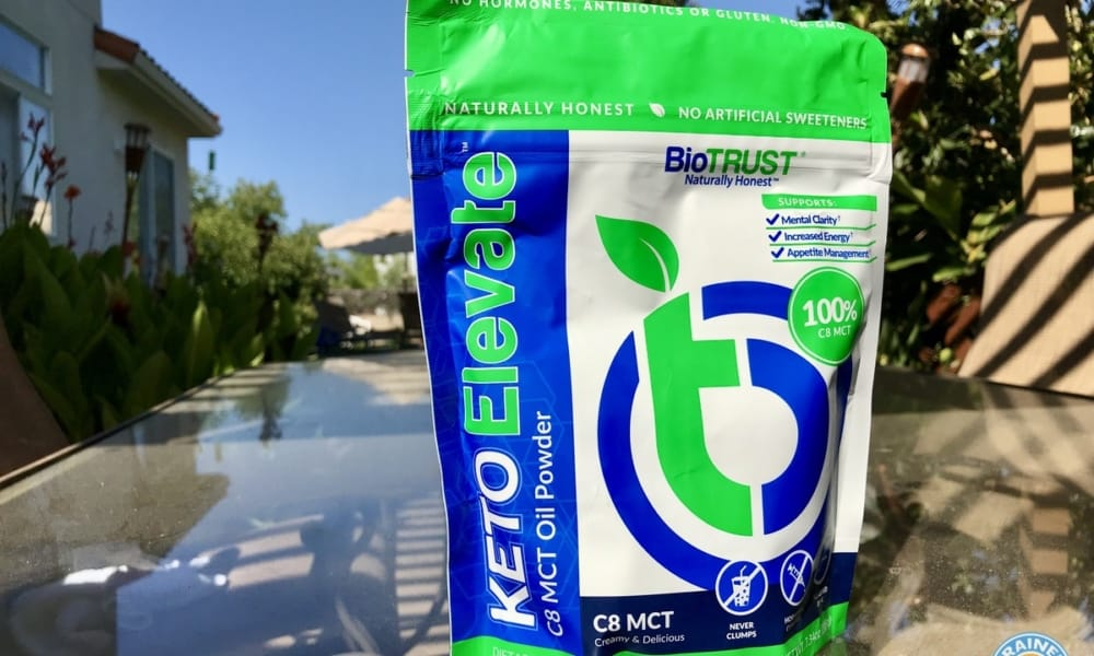 biotrust keto mct powder