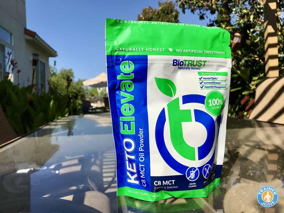 biotrust keto mct powder