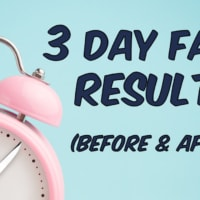 3 Day Fast Results (Before & After)