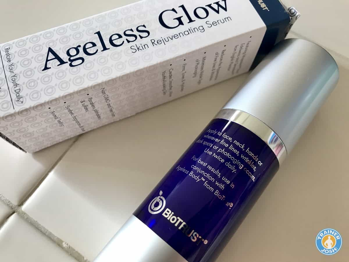 ageless glow ingredients