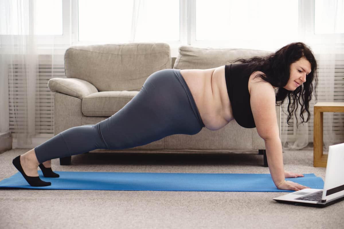 fupa workout