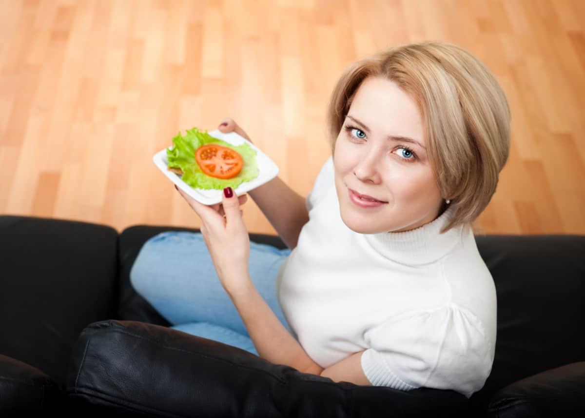 Diet for Menopausal Belly