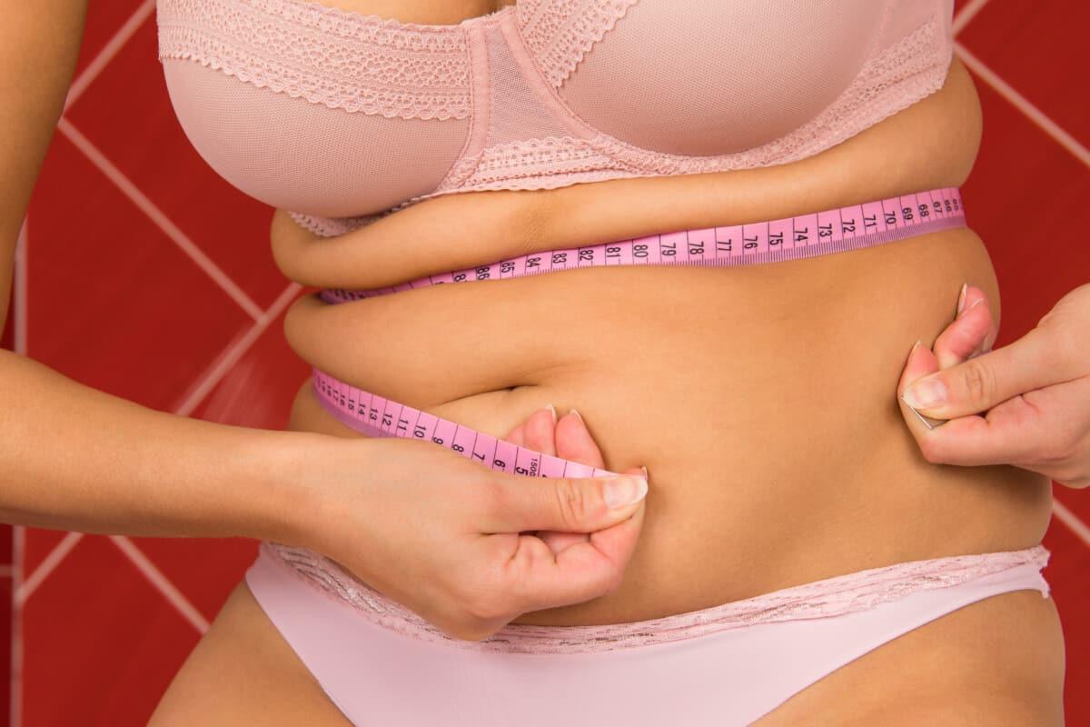 reduce upper belly fat tips